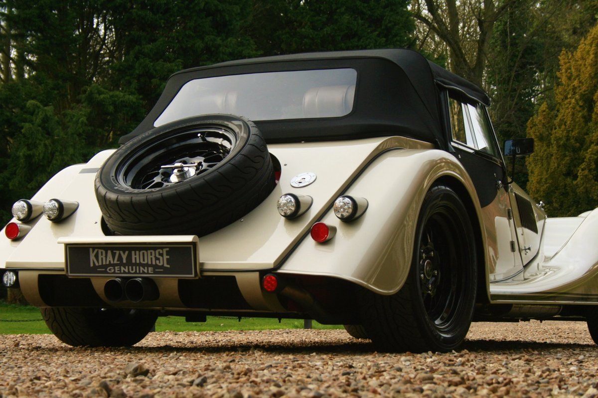2016 2.0 Morgan ARP4 COSWORTH 1 of only 50 ever made For Sale (picture 3 of 6)