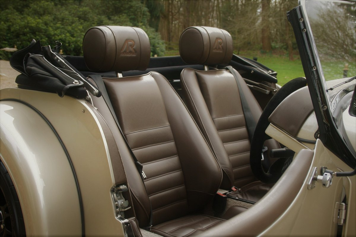 2016 2.0 Morgan ARP4 COSWORTH 1 of only 50 ever made For Sale (picture 5 of 6)