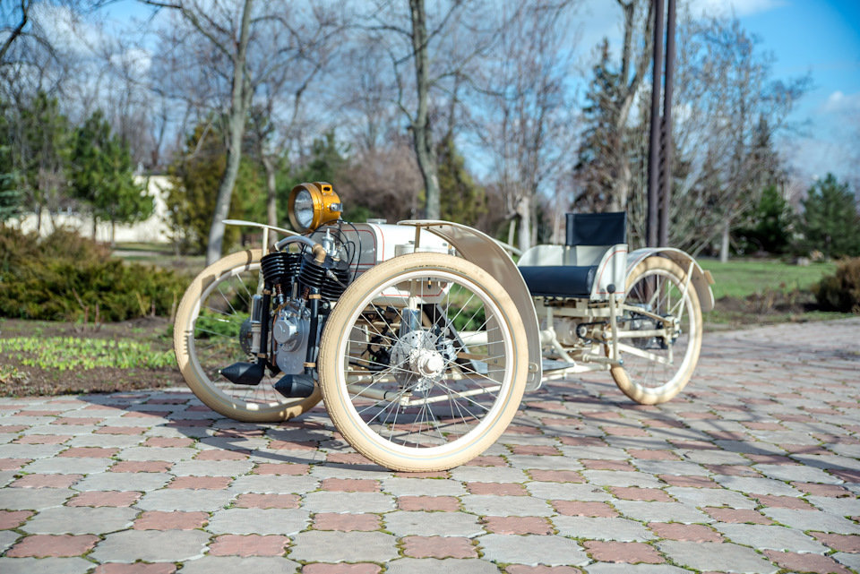 2017 Morgan Runabout 1909 Replica - Electric-powered For Sale (picture 2 of 6)