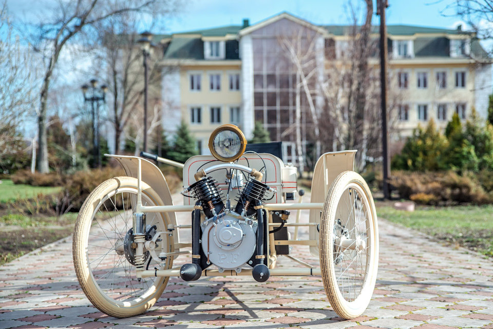2017 Morgan Runabout 1909 Replica - Electric-powered For Sale (picture 3 of 6)