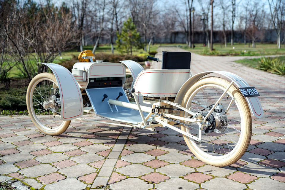 2017 Morgan Runabout 1909 Replica - Electric-powered For Sale (picture 6 of 6)