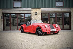 Morgan Plus 8 4.8 V8 2013, Corsa Red  For Sale