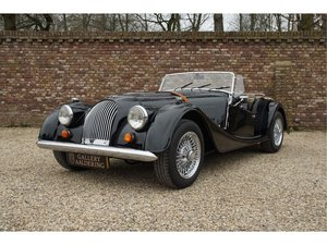 1979 Morgan Plus 8 3.5 factory 5-speed, only 41.042 km, carburett For Sale