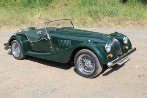 1997 Connaught Green Morgan Plus Eight For Sale For Sale