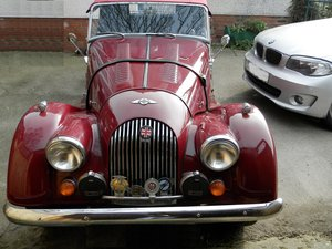 Classic Morgan 4/4 four seater.1977 For Sale