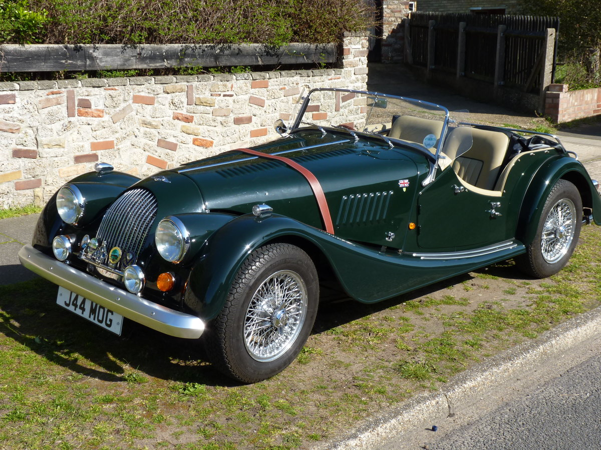 Sold - 1992 Morgan 4/4 Only 6915 Miles For Sale (picture 1 of 6)