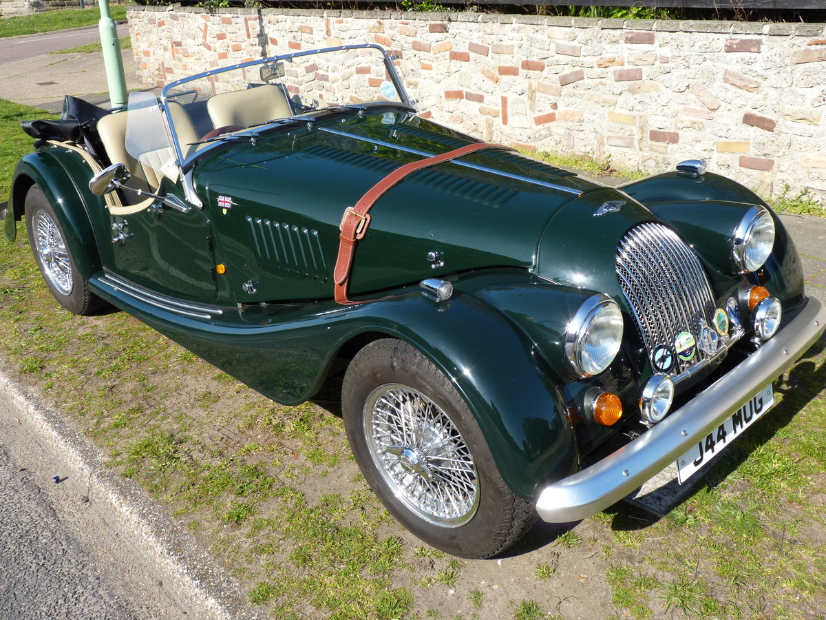Sold - 1992 Morgan 4/4 Only 6915 Miles For Sale (picture 2 of 6)