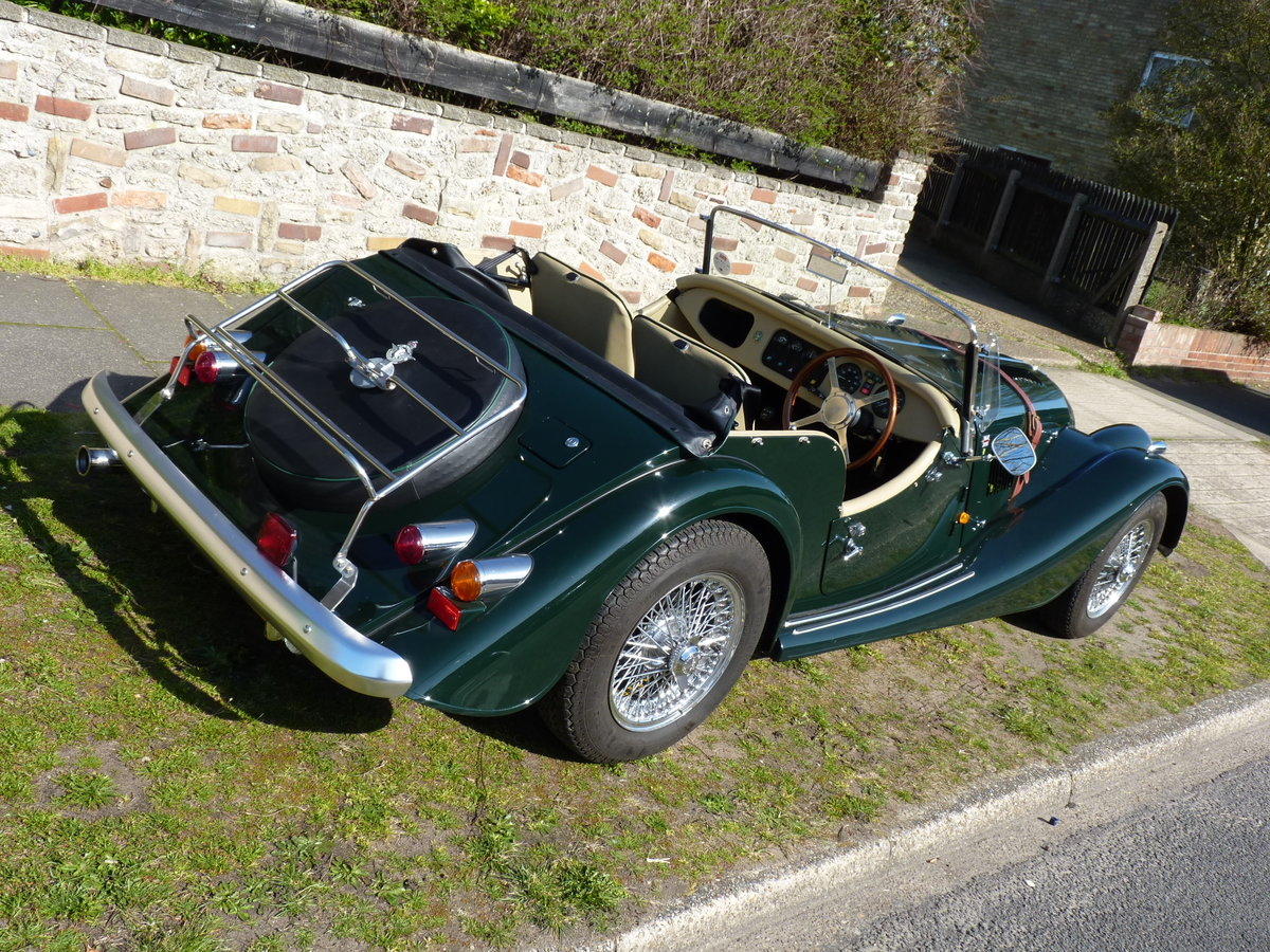 Sold - 1992 Morgan 4/4 Only 6915 Miles For Sale (picture 3 of 6)