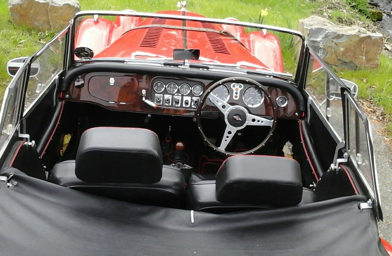 1986 classic morgan 4/4  4 seater SOLD (picture 6 of 6)