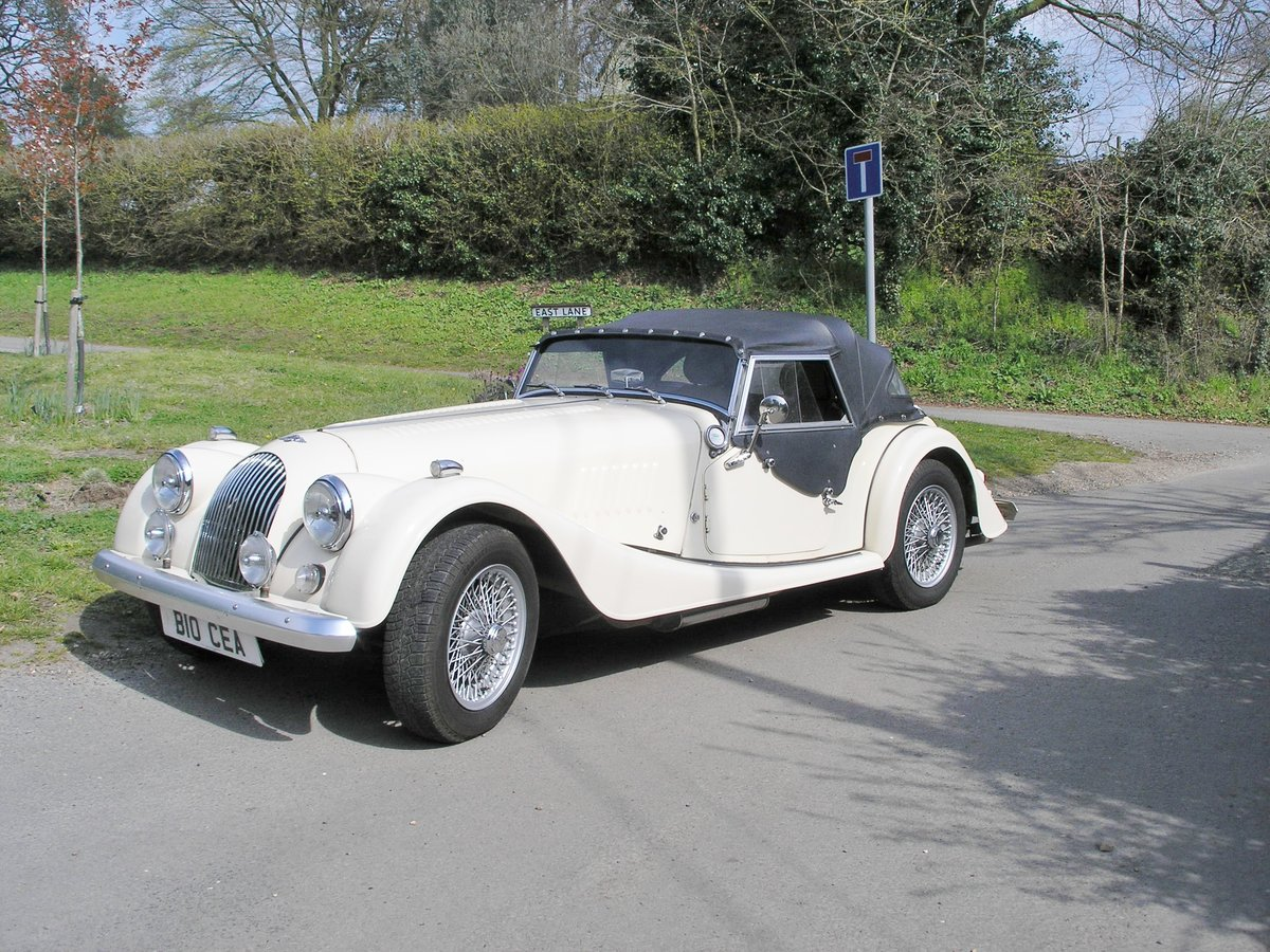 1990 Morgan 4/4 in Royal Ivory For Sale (picture 1 of 6)