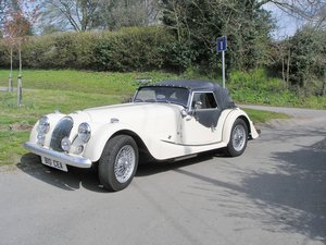 1990 Morgan 4/4 in Royal Ivory For Sale