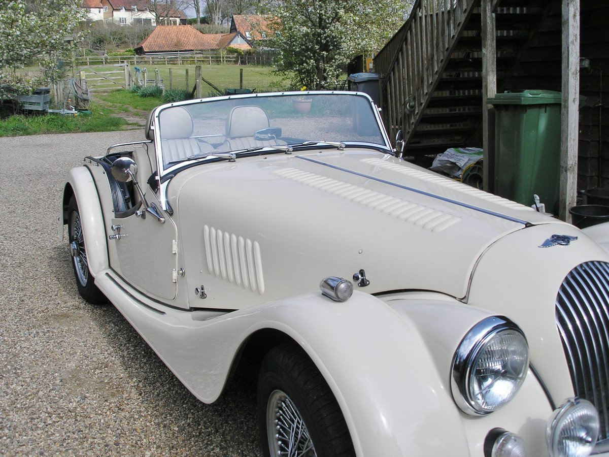 1990 Morgan 4/4 in Royal Ivory For Sale (picture 4 of 6)