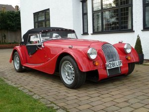 1990 Morgan Plus 8 Supercharged