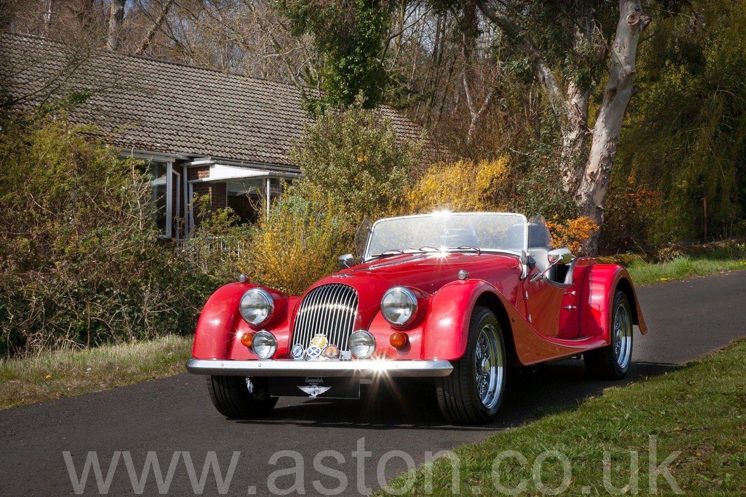 2000 Morgan Plus 8 For Sale (picture 1 of 6)