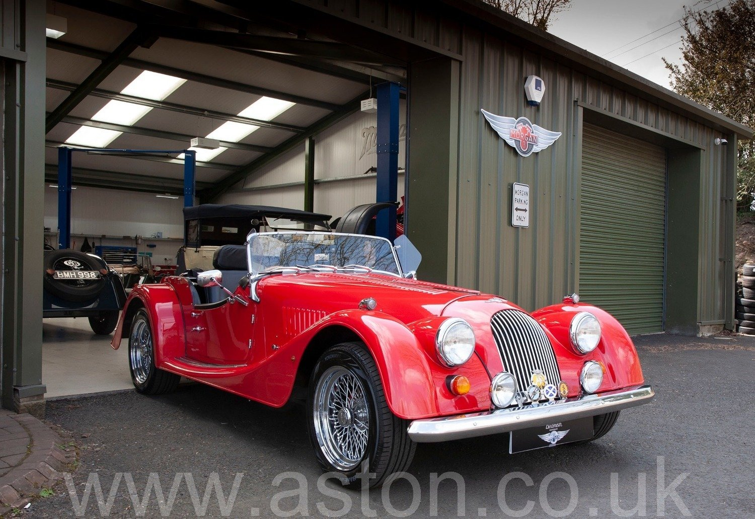 2000 Morgan Plus 8 For Sale (picture 2 of 6)