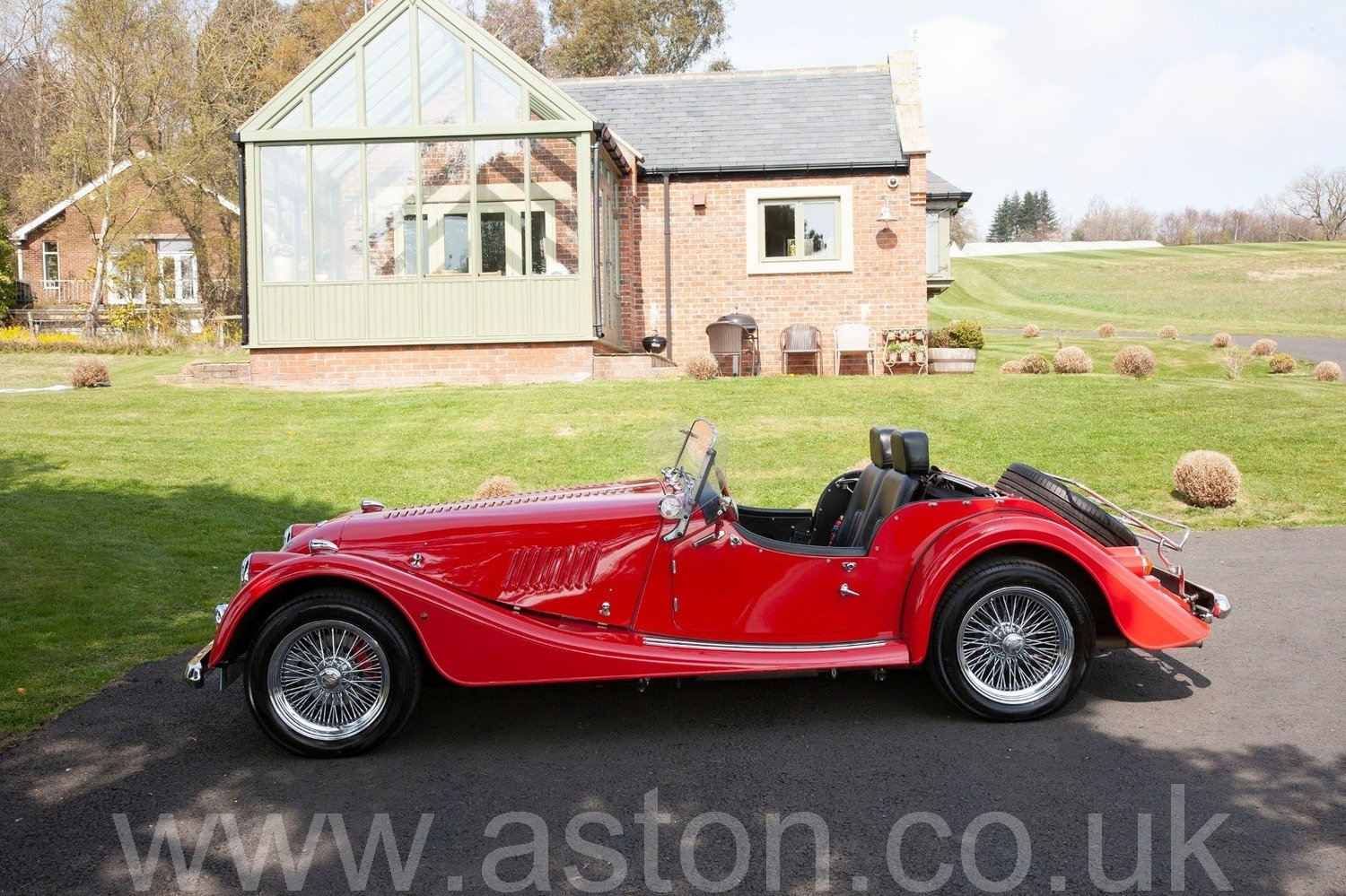 2000 Morgan Plus 8 For Sale (picture 6 of 6)