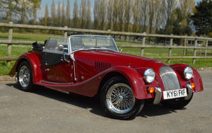2011 Morgan Plus Four  SOLD