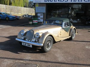 1987 Morgan 4/4 2 Seater For Sale