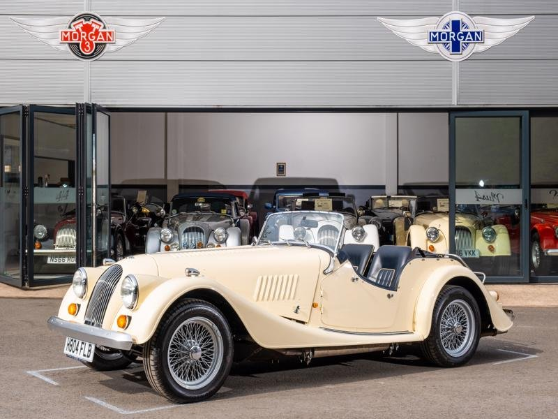 Morgan Plus 4 For Sale (picture 1 of 6)