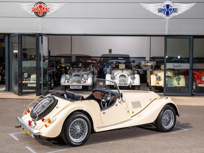 Morgan Plus 4 For Sale (picture 2 of 6)