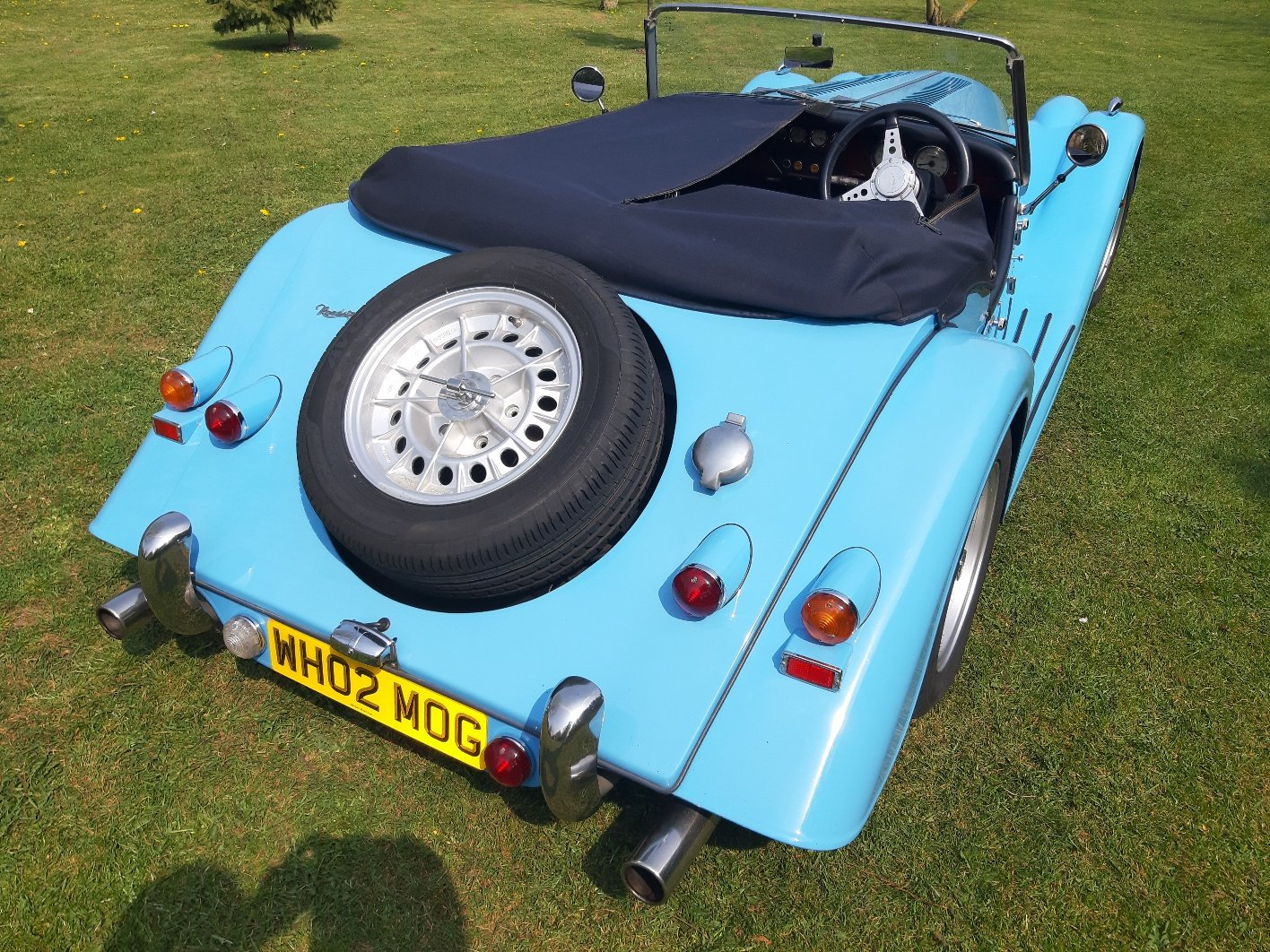 2005 3.0ltr Roadster in fantastic condition For Sale (picture 2 of 6)