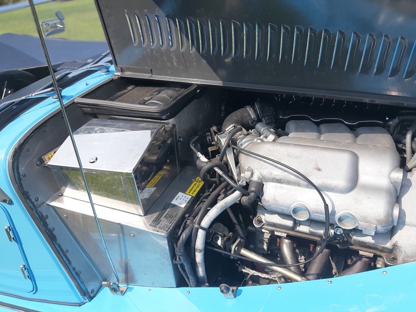 2005 3.0ltr Roadster in fantastic condition For Sale (picture 3 of 6)