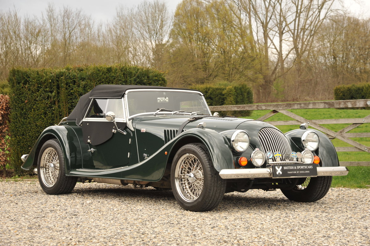 Morgan 3.0 V6 Roadster (2008) For Sale (picture 1 of 6)