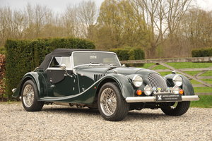 Morgan 3.0 V6 Roadster (2008)