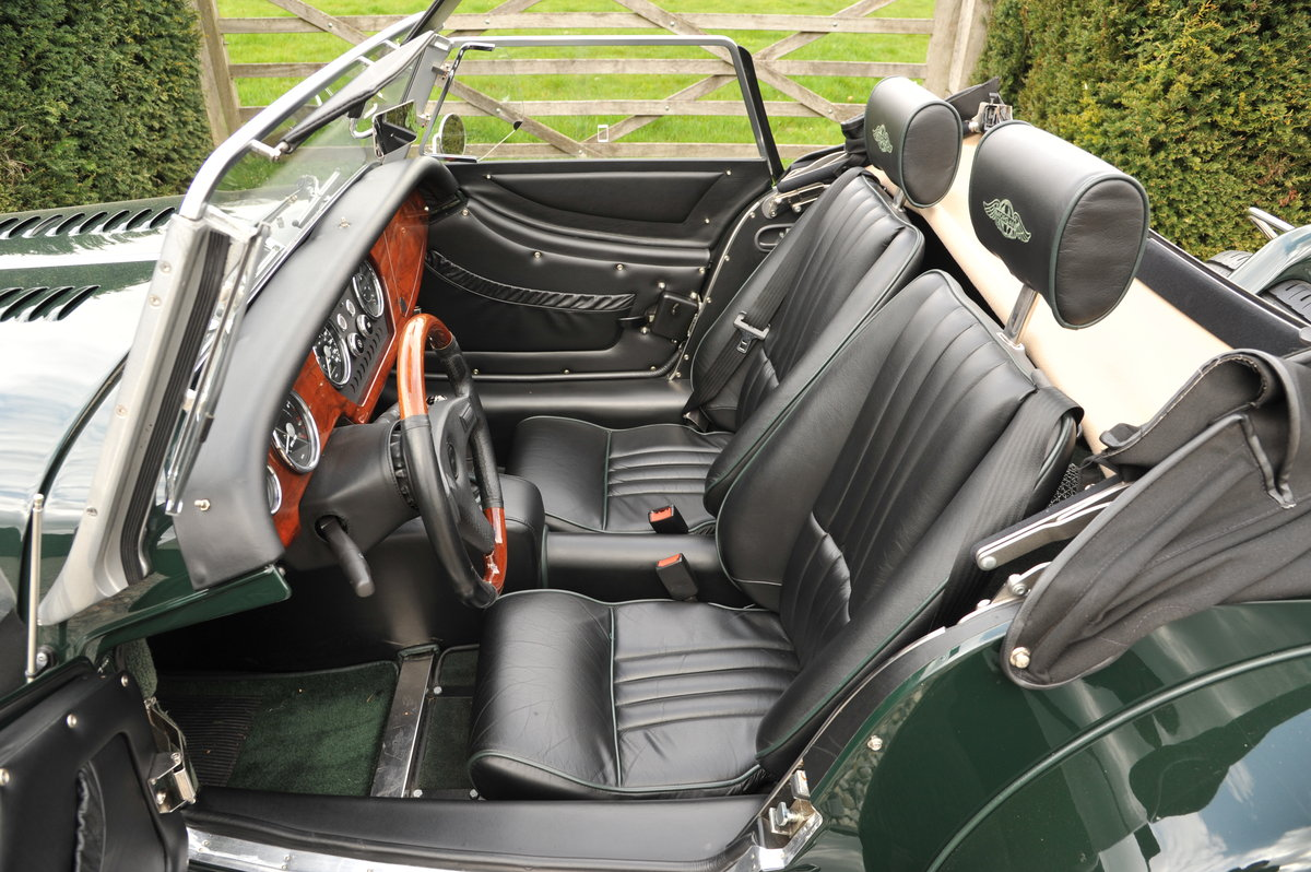 Morgan 3.0 V6 Roadster (2008) For Sale (picture 3 of 6)