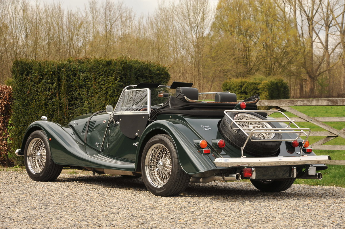 Morgan 3.0 V6 Roadster (2008) For Sale (picture 5 of 6)