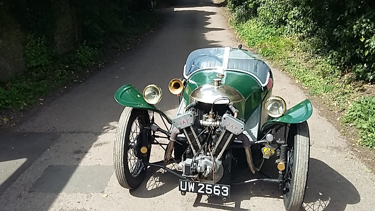1929 Morgan Aero Supersport For Sale (picture 1 of 2)