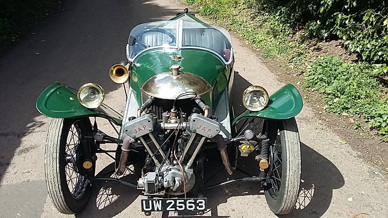 1929 Morgan Aero Supersport For Sale (picture 2 of 2)