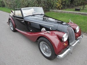 1962 Morgan Plus 4 Drophead Coupe LHD low mileage For Sale