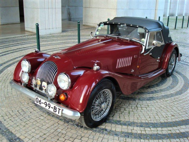 1993 Morgan 4/4 1600 SOLD (picture 1 of 6)