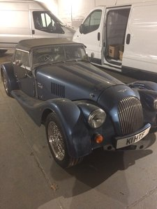 2014 Morgan Roadster **Salvage//Damage** 3.7L