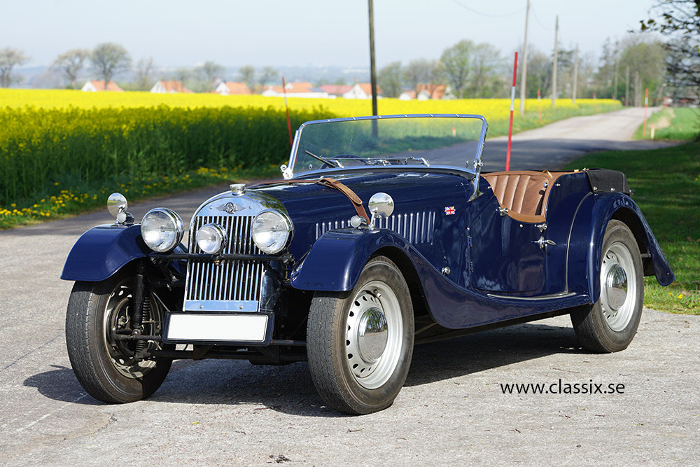 Morgan Plus 4 1953 For Sale (picture 1 of 6)