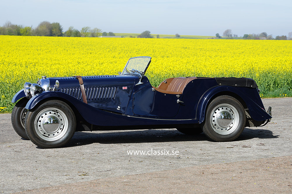 Morgan Plus 4 1953 For Sale (picture 4 of 6)