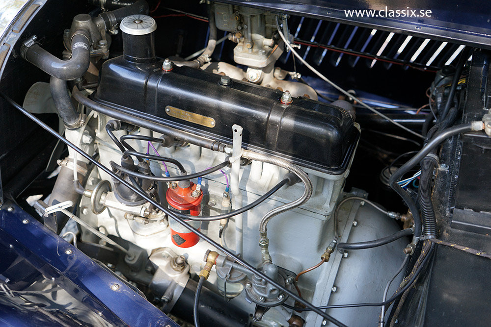 Morgan Plus 4 1953 For Sale (picture 5 of 6)