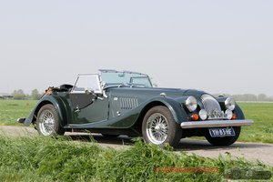 1990 Morgan Plus4 Two-seater unrestored original Dutch car For Sale