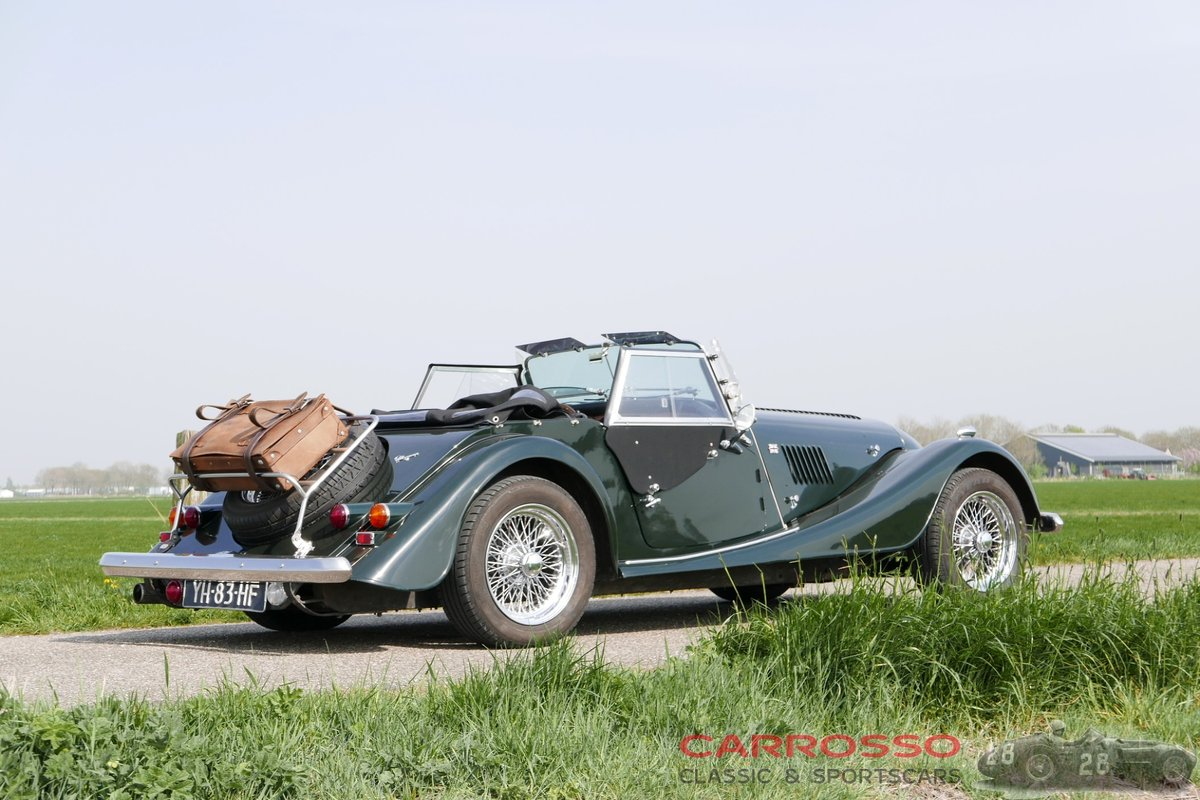 1990 Morgan Plus4 Two-seater unrestored original Dutch car For Sale (picture 6 of 6)