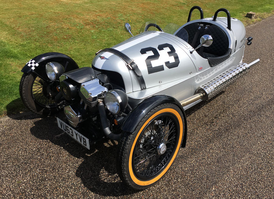 2014 Morgan 3 Wheeler  For Sale (picture 1 of 11)