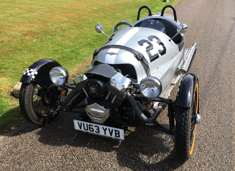 2014 Morgan 3 Wheeler  For Sale (picture 8 of 11)