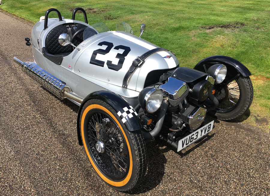 2014 Morgan 3 Wheeler  For Sale (picture 11 of 11)