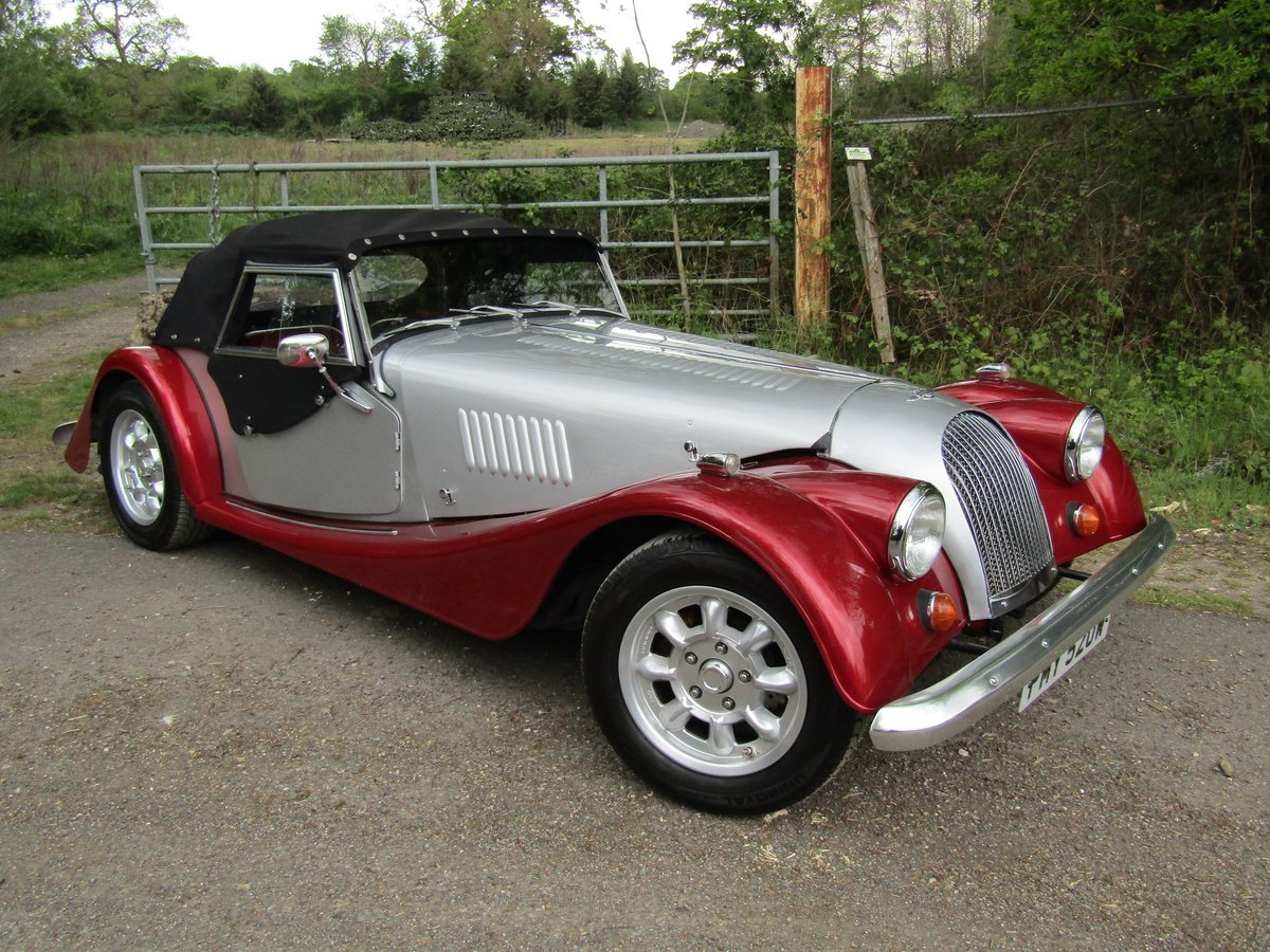 1981 Morgan Plus 8 For Sale (picture 3 of 6)