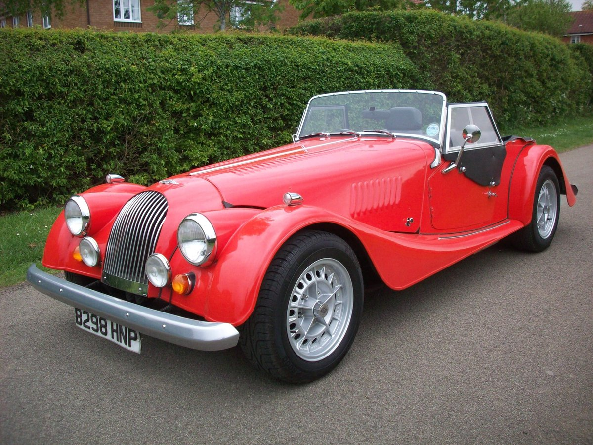 1984 Morgan Plus 8 SOLD (picture 1 of 6)