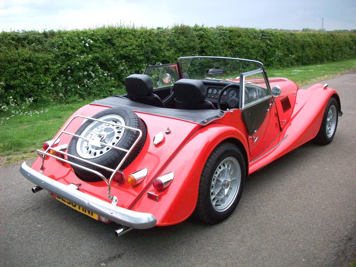 1984 Morgan Plus 8 SOLD (picture 3 of 6)