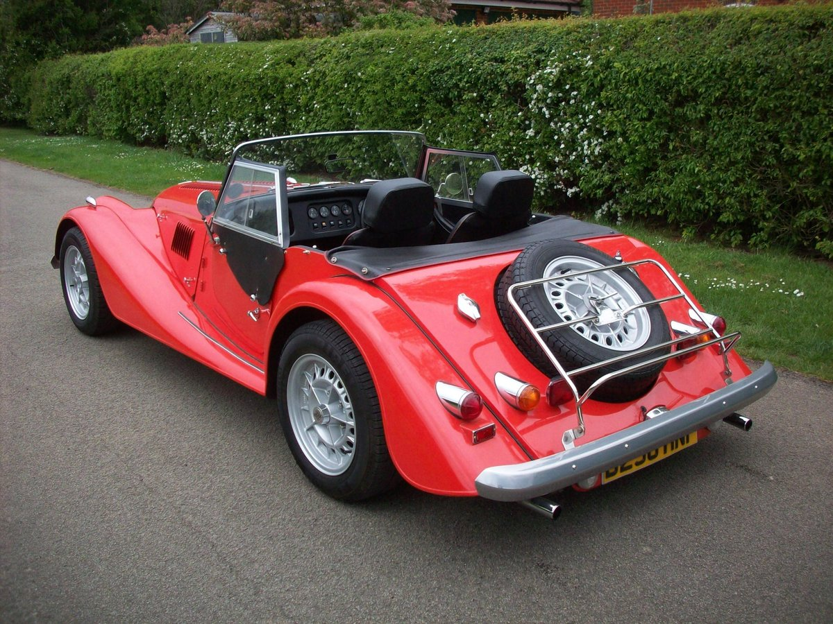 1984 Morgan Plus 8 SOLD (picture 4 of 6)