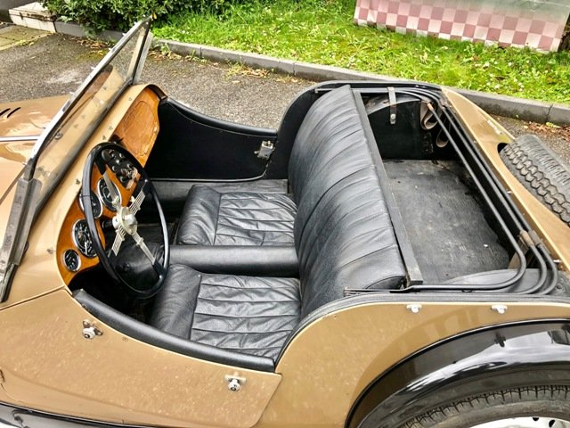 1969 Morgan - 4/4 1600 2 Seater For Sale (picture 4 of 6)
