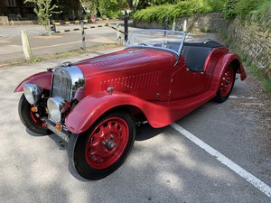 1938 Morgan 4/4 sports. SOLD