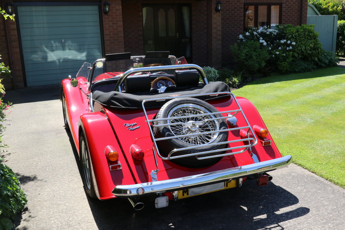 2009 Morgan roadster For Sale (picture 6 of 6)
